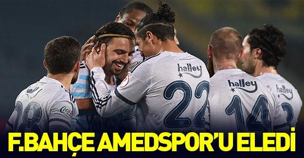Fenerbahçe Türkiye Kupası'nda yarı finalde