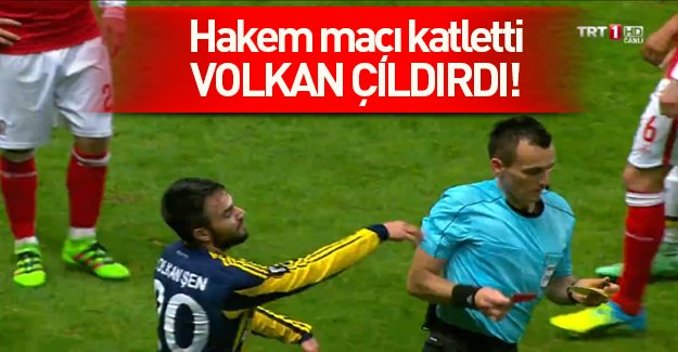 Fenerbahçe UEFA Avrupa Ligi'ne veda etti
