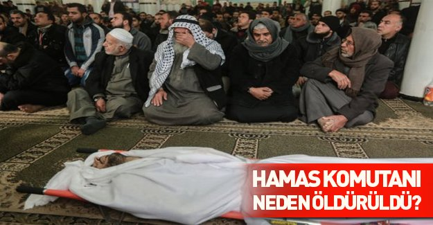 Hamas komutanı eşcinsel olduğu için mi öldürüldü?