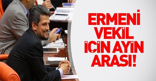 HDP'nin Ermeni vekili için Meclis'te ayin arası verildi