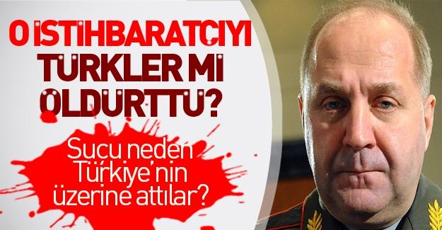 """""""O istihbaratçıyı Türkiye öldürdü!"""" iddiasının arkasında ne var?"""