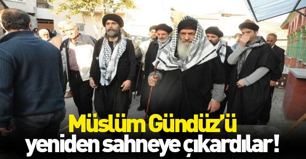 28 Şubat'ın kuklası Müslüm Gündüz'ü konuşturdular