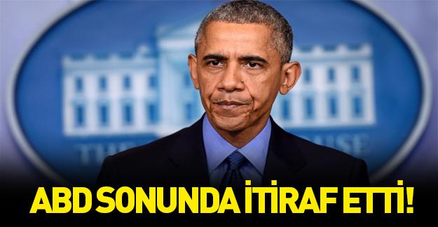 ABD sonunda kabul etti! PKK/PYD itirafı