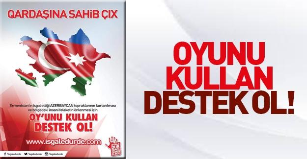 Azerbaycan için imza kampanyası