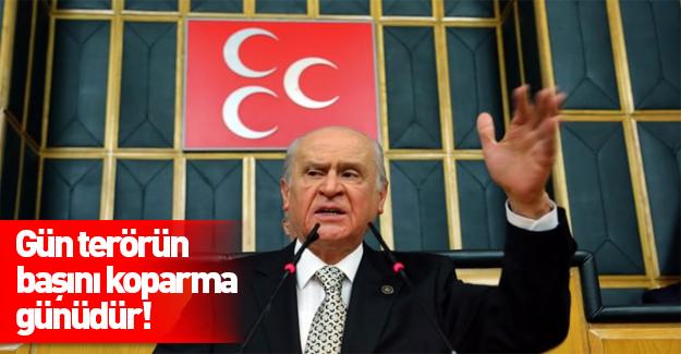 Bahçeli: Hükümetin mücadelesinde yanındayız