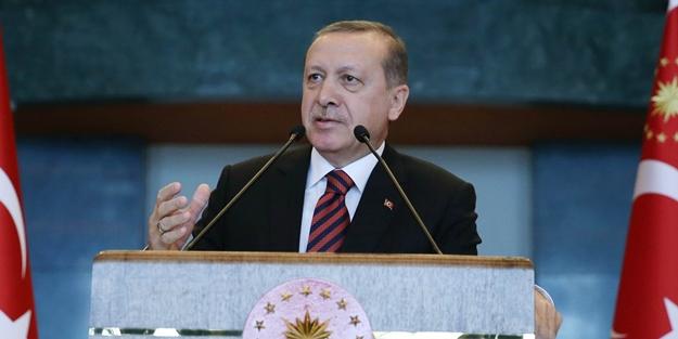 Cumhurbaşkanı Erdoğan'dan 2 trilyon dolarlık görüşme