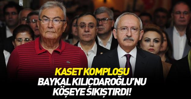 Deniz Baykal Kılıçdaroğlu'nu fena köşeye sıkıştırdi: Sana kim izletti?
