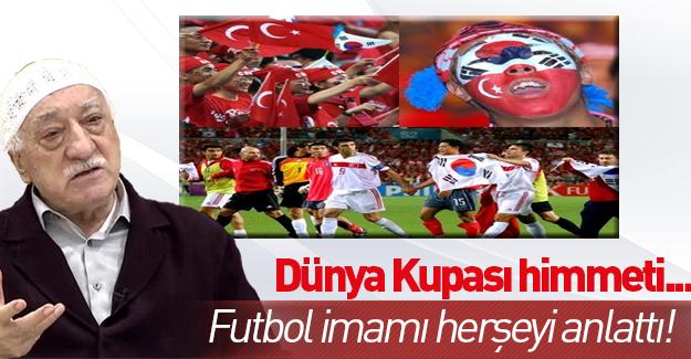 Gülen'e, Dünya Kupası himmeti…