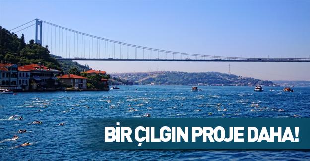 Kadir Topbaş'ın çılgın projesi: Yürüme Tüneli
