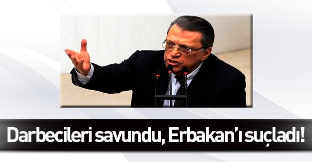 Mesut Yılmaz, Erbakan'ı hedef gösterdi!