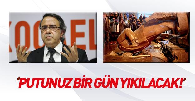 Mustafa Armağan: M.Kamal putu da bir gün yıkılacak!