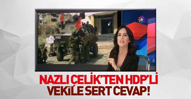 Nazlı Çelik'ten HDP'ye yanıt