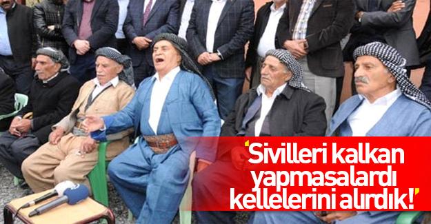 PKK'nın saldırısına uğrayan Jirki Aşireti lideri konuştu