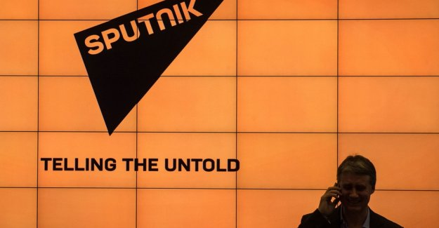 Rus kara propaganda aracı Sputnik'e darbe!