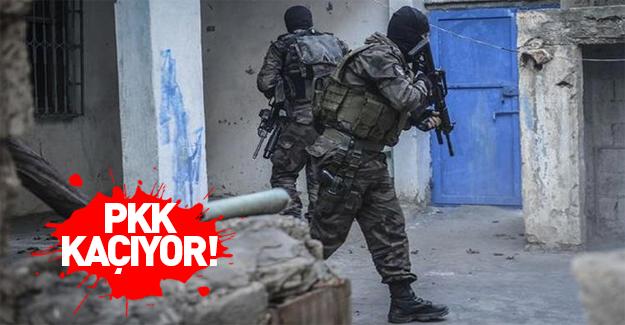 Yenilgiyi Kabul Eden PKK Türkiye'den Çekiliyor