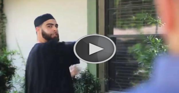 ABD'de İslamofobiye karşı esprili reklam kampanyası
