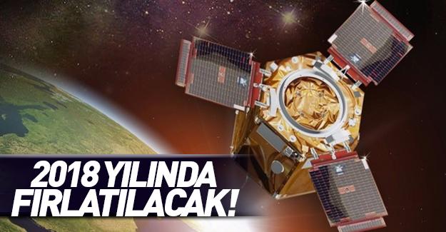Bakan Işık: Yeni uyduyu 2018 yılında fırlatmayı planlıyoruz