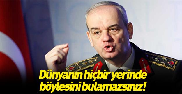 Başbuğ: Türk milleti oturup kalksın, dua etsin