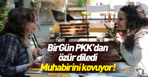 BirGün PKK eleştirisini sansürlemeyen çalışanını kovacak