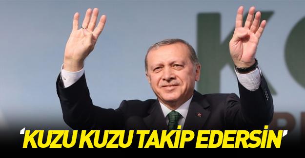 Cumhurbaşkanı Erdoğan Kocaeli'de konuşuyor- Canlı
