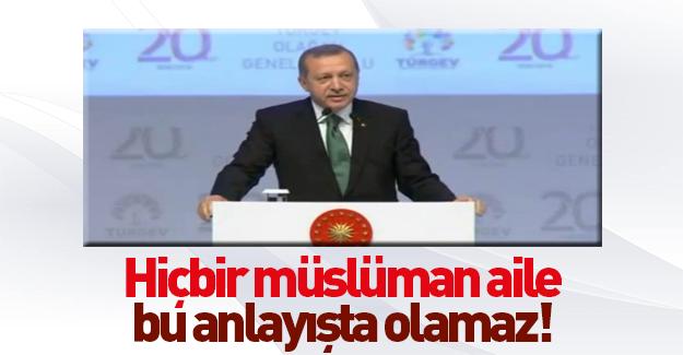 Cumhurbaşkanı Erdoğan: Neslimizi çoğaltacağız