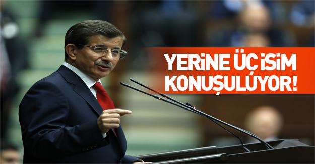 Davutoğlu kongrede aday olmayacak iddiası