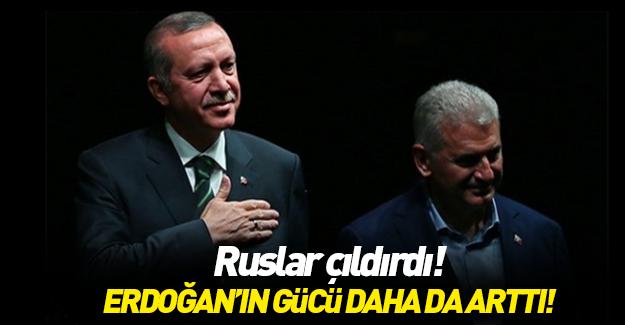 'Erdoğan'ın gücü daha da arttı'