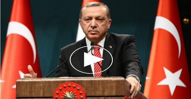 Erdoğan'ın tarihi ayarları! VİDEO KLİP İZLE