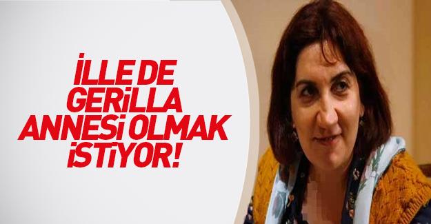 Füsun Demirel: Gerilla annesi olma hayalim bitmedi
