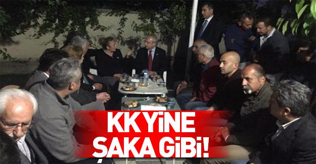 Kılıçdaroğlu'ndan 'pes' dedirten hamle...