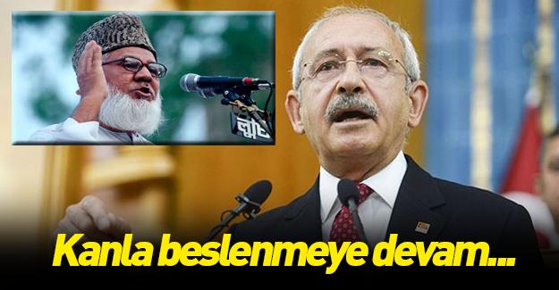 Kılıçdaroğlu Nizami'nin idam edilmesini savundu