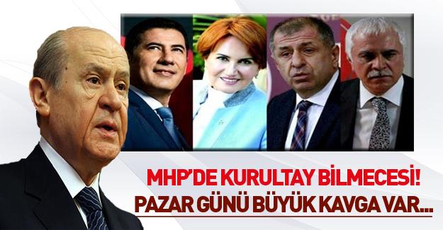 Mahkemelerin MHP savaşından sonra kafalar karıştı!
