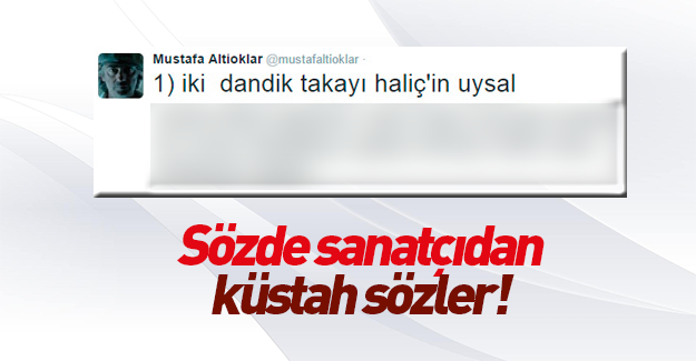 Mustafa Altıoklar İstanbul'un fethini küçümsedi