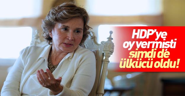 Nazlı Ilıcak'ın yeni partisi belli oldu
