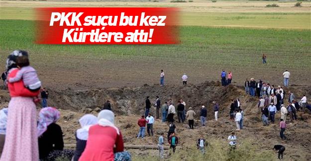 PKK Diyarbakır'daki patlamanın suçunu köylülere attı