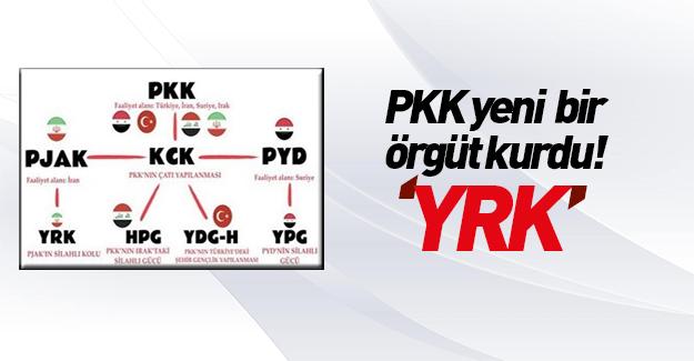 PKK'nın kurduğu son örgüt