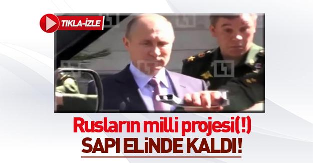 Putin'i rezil eden milli proje!