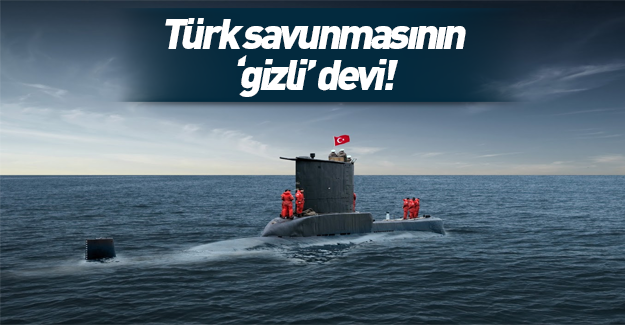 Türk savunmasının 'gizli' devi!