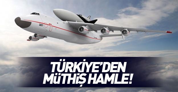 Türkiye'den dev işbirliği!