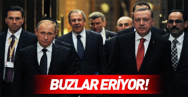 Ankara - Moskova arasında buzlar eriyor mu?