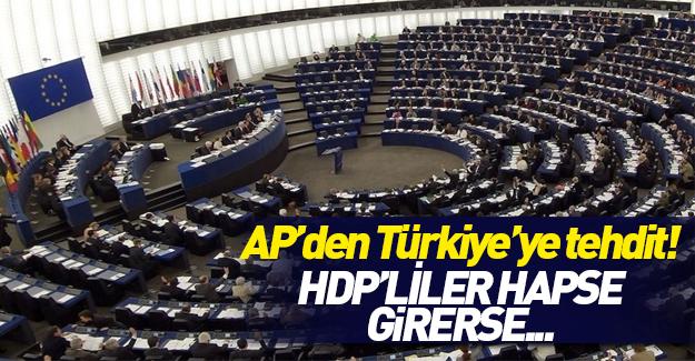 AP'den vize skandal HDP açıklaması!