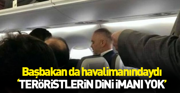Arnavutluk Başbakanı havalimanına indiği anda patlama oldu!