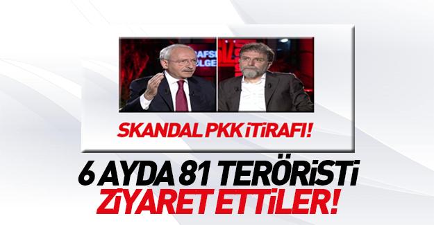 Bakan Bozdağ: CHP'liler 81 teröristi ziyaret etti