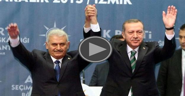 Başbakan Binali Yıldırım'a sürpriz klip