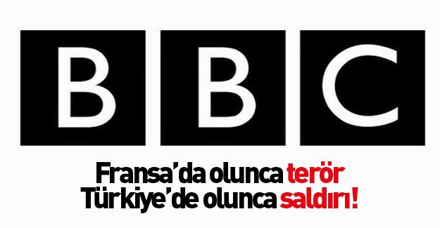 BBC'nin terör anlayışı ülkelere göre değişiyor
