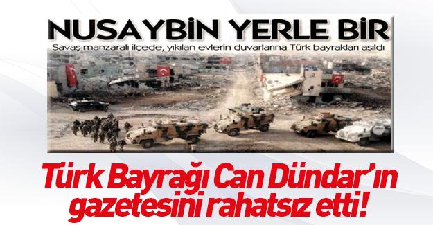 Cumhuriyet'i rahatsız eden Türk bayrakları