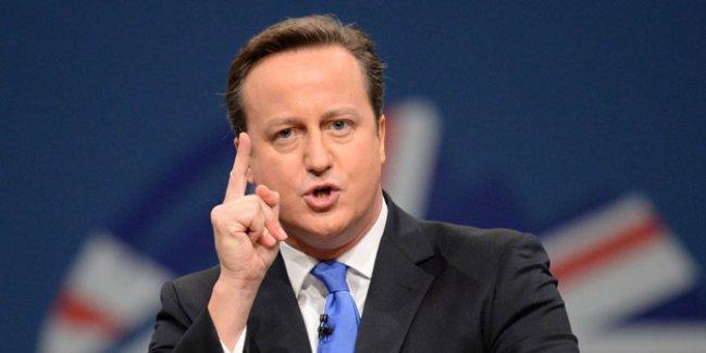 David Cameron'dan Türkiye'ye karşı bir alçaklık daha!