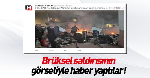 Hürriyet'ten skandal haber!
