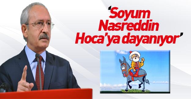 Kılıçdaroğlu'nun soyu bakın kime dayanıyormuş