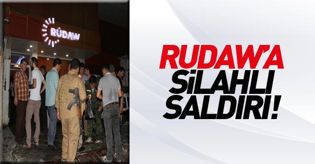 Kuzey Irak'ta Rudaw Medya Grubu'na silahlı saldırı
